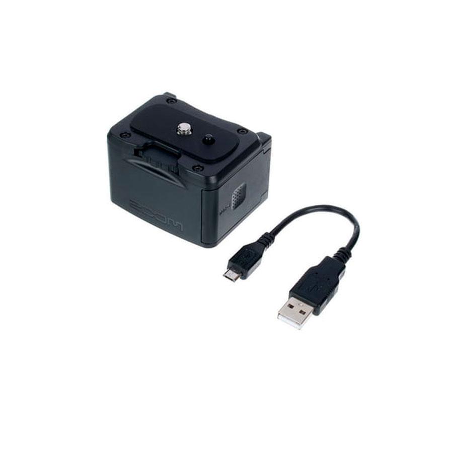 กล่องใส่แบตเตอรี่จ่ายไฟ ยี่ห้อ Zoom รุ่น BCQ-2n Battery Case