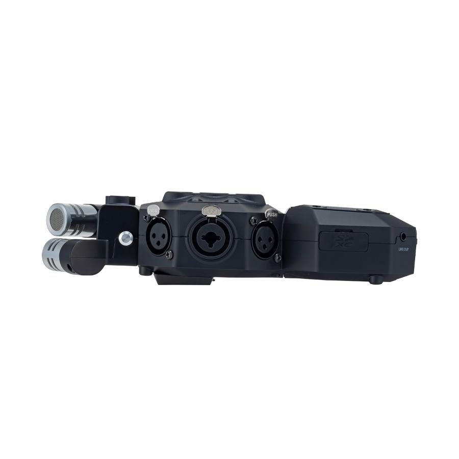 เครื่องบันทึกเสียงแบบพกพา Zoom H8 Portable Handy Recorder