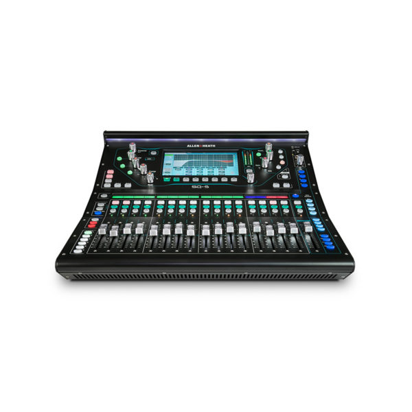 ALLEN & HEATH SQ5 Digital Mixing Console ดิจิตอลมิกเซอร์ 48ช่อง