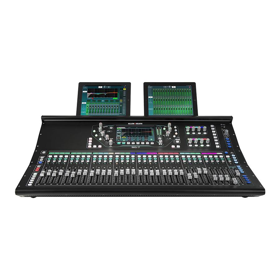 ดิจิตอลมิกเซอร์ ALLEN & HEATH SQ7 Digital Mixing Console