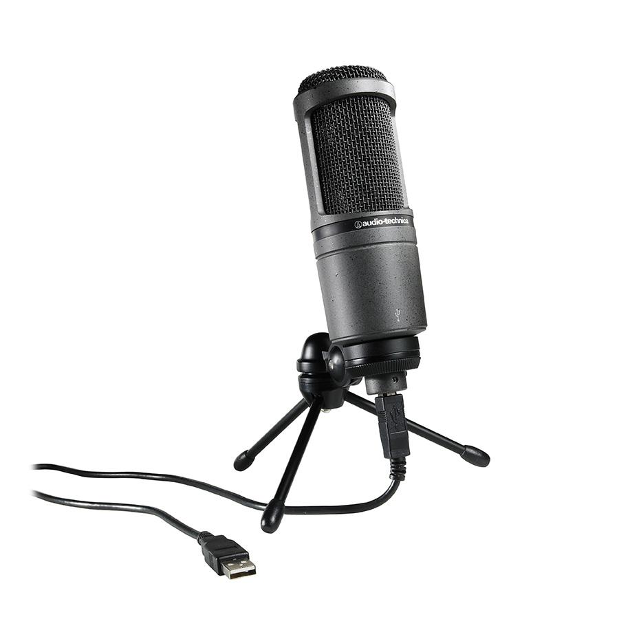 ไมค์อัดเสียง USB Audio Technica AT2020 USB PLUS