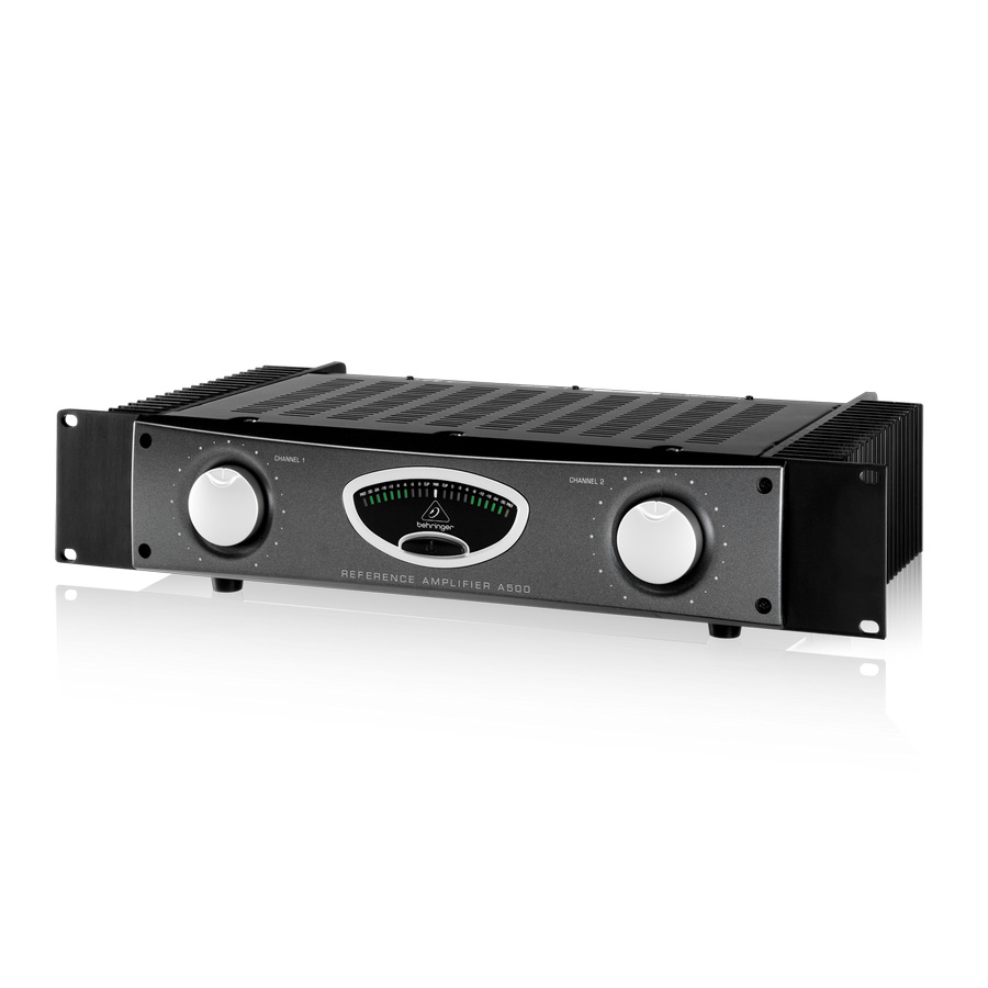 เพาเวอร์แอมป์ BEHRINGER A500 Power Amplifier