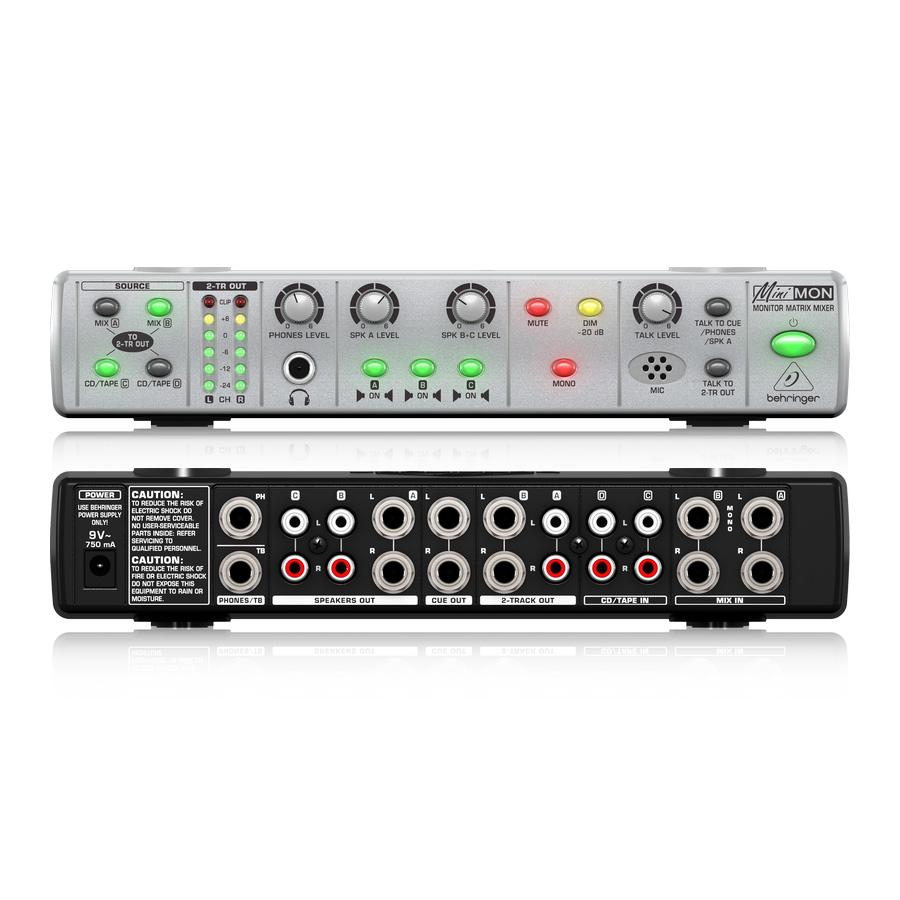 มิกเซอร์ BEHRINGER MON800 Matrix Mixer