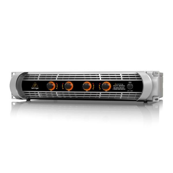 เพาเวอร์แอมป์ BEHRINGER iNUKE NU4 6000 Power Amp