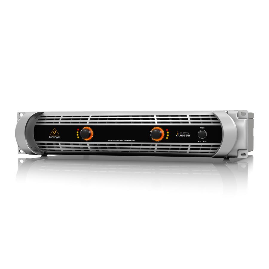 เพาเวอร์แอมป์ BEHRINGER iNUKE NU6000 Power Amp