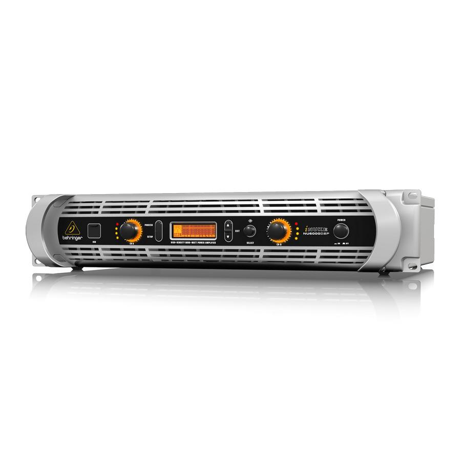 เพาเวอร์แอมป์ BEHRINGER iNUKE NU6000DSP Power Amp