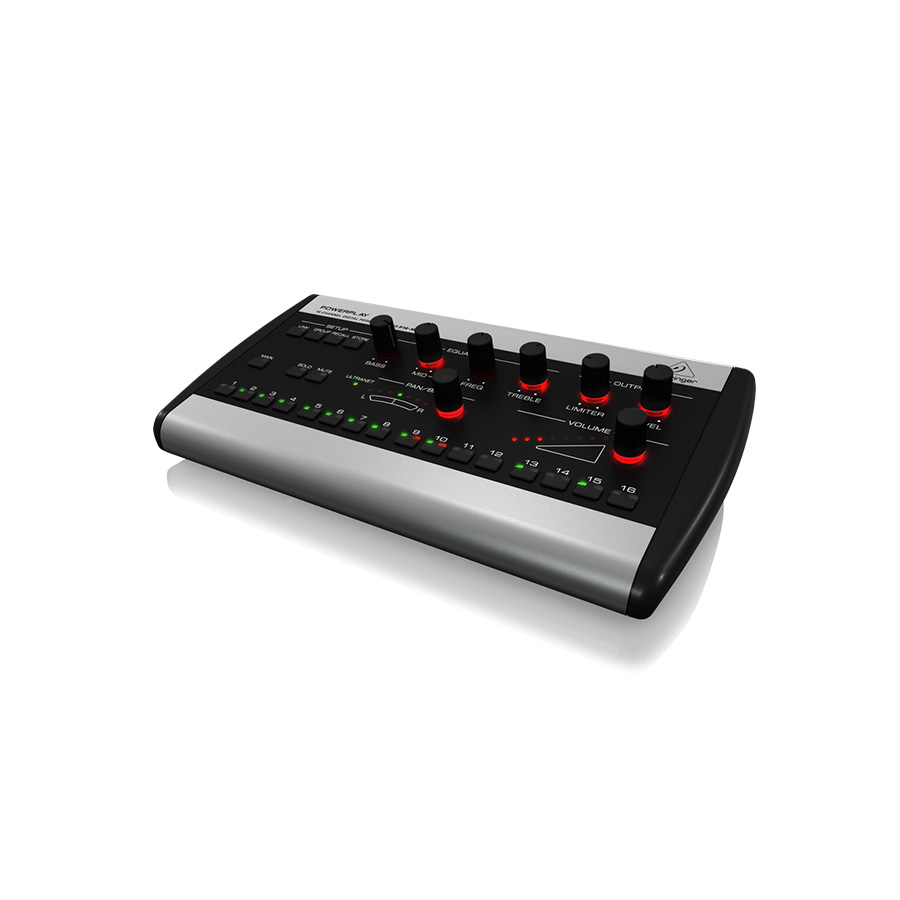 ดิจิตอลมิกเซอร์ BEHRINGER Powerplay P16M
