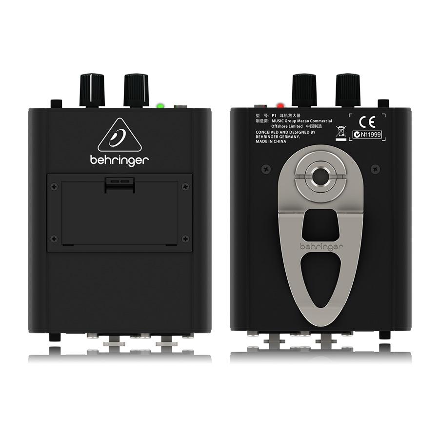 อินเอียร์มอนิเตอร์ BEHRINGER POWERPLAY P1 In-Ear Monitor Amplifier