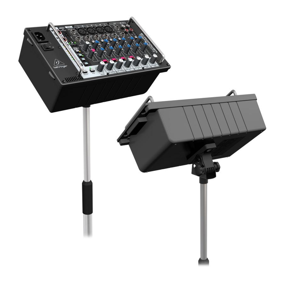 เพาเวอร์มิกเซอร์ BEHRINGER PMP500MP3 Powered Mixer