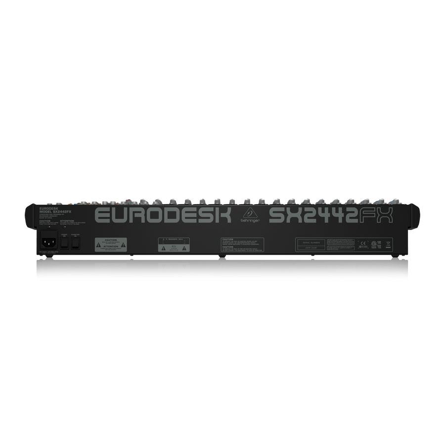 มิกเซอร์อนาล็อก BEHRINGER EURODESK SX2442FX Mixer