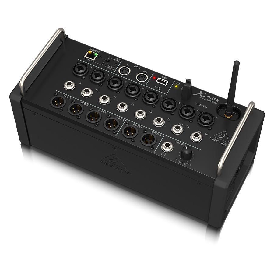 มิกเซอร์ดิจิตอล BEHRINGER X-AIR XR16 DIGITAL MIXER