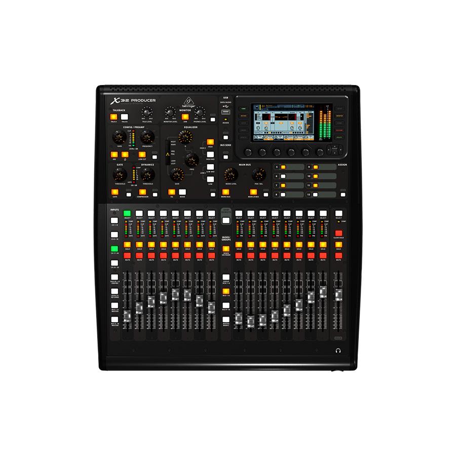 มิกเซอร์ดิจิตอล BEHRINGER X32 PRODUCER Digital Mixer