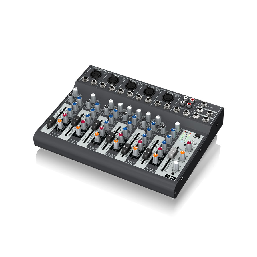 อนาล็อกมิกเซอร์ BEHRINGER XENYX 1002B Mixer