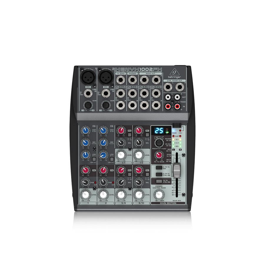 มิกเซอร์อนาล็อก BEHRINGER XENYX 1002FX Mixer