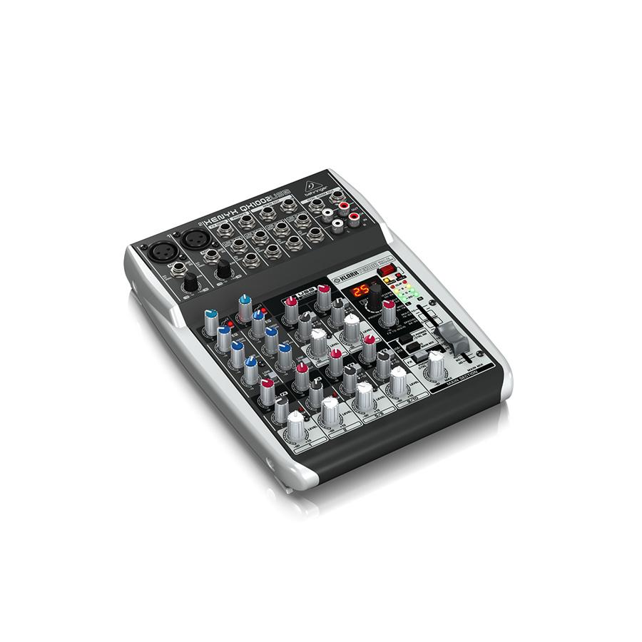 อนาล็อกมิกเซอร์ BEHRINGER XENYX Q1002 USB Mixer
