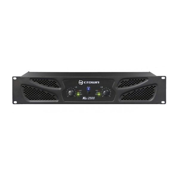 เพาเวอร์แอมป์ CROWN XLI 2500 Power Amplifier