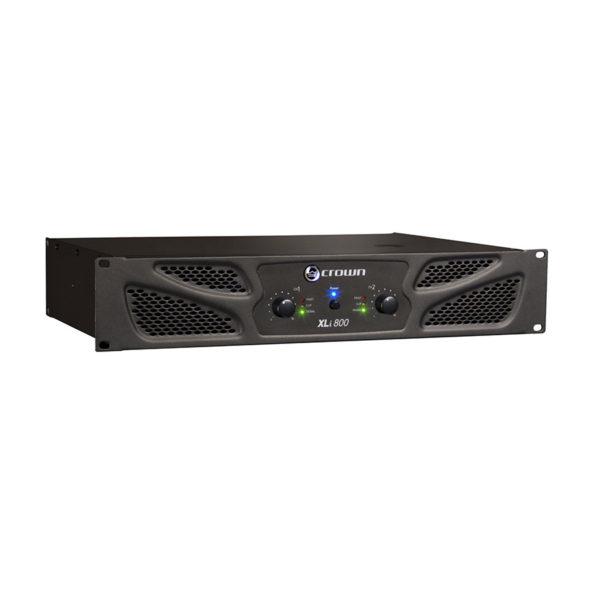 เพาเวอร์แอมป์ CROWN XLI 800 Power Amplifier