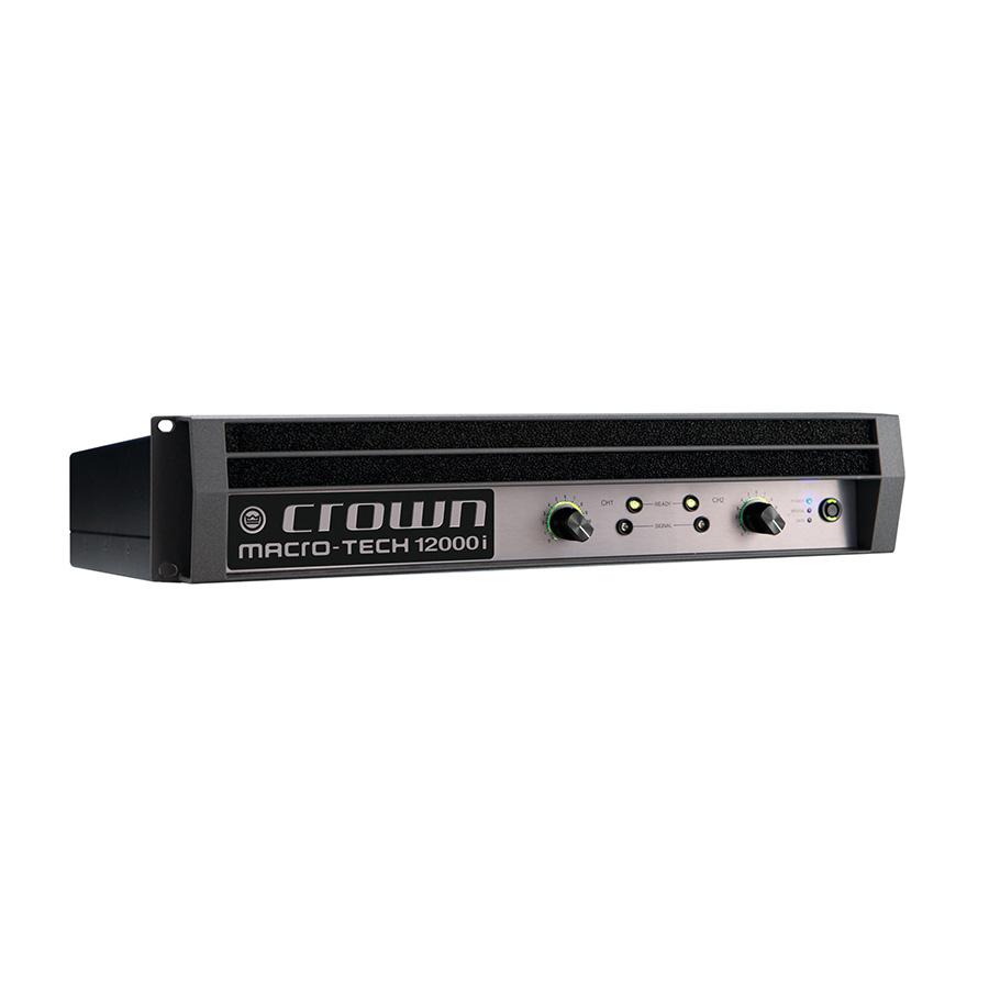 เพาเวอร์แอมป์ CROWN MA12000i Power Amplifier