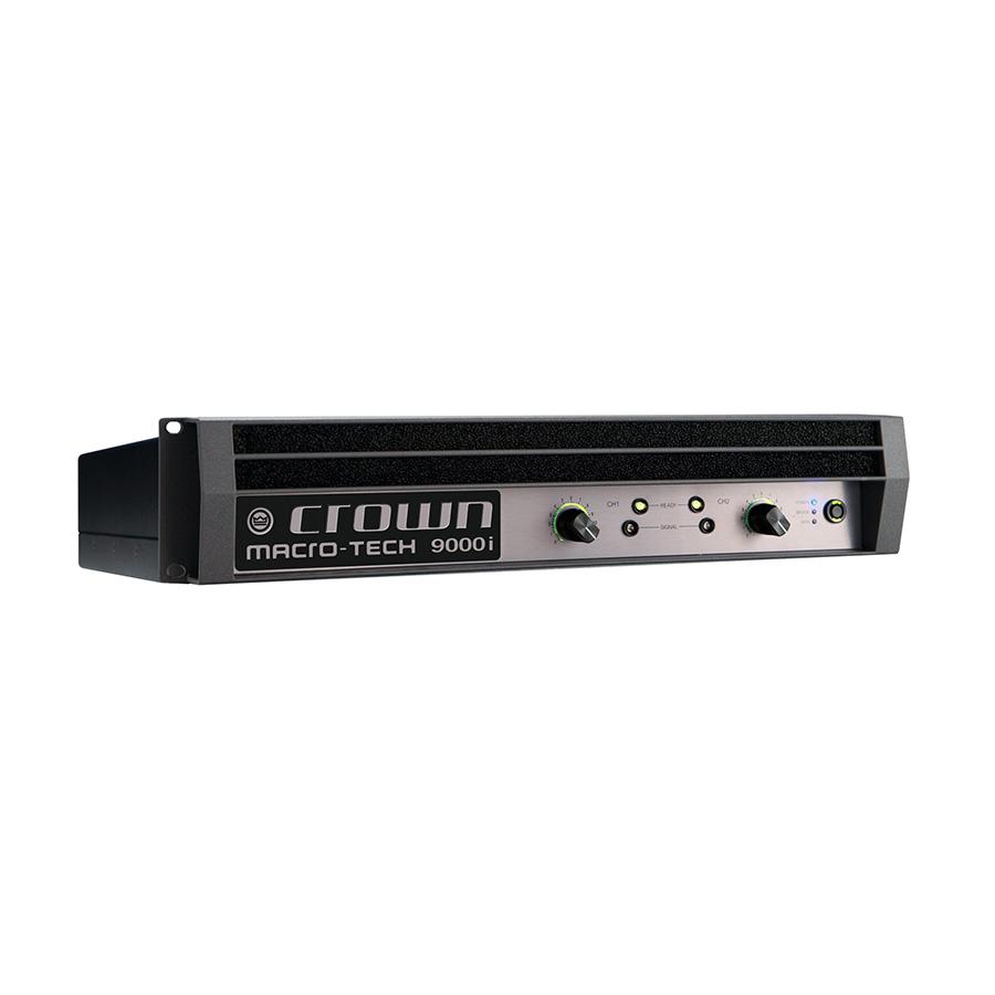 เพาเวอร์แอมป์ CROWN MA 9000i Power Amplifier