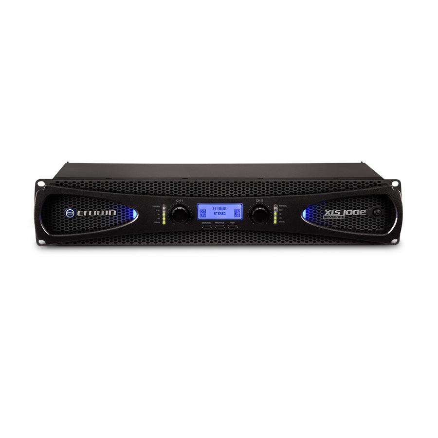 เพาเวอร์แอมป์ CROWN XLS 1002 Power Amplifier