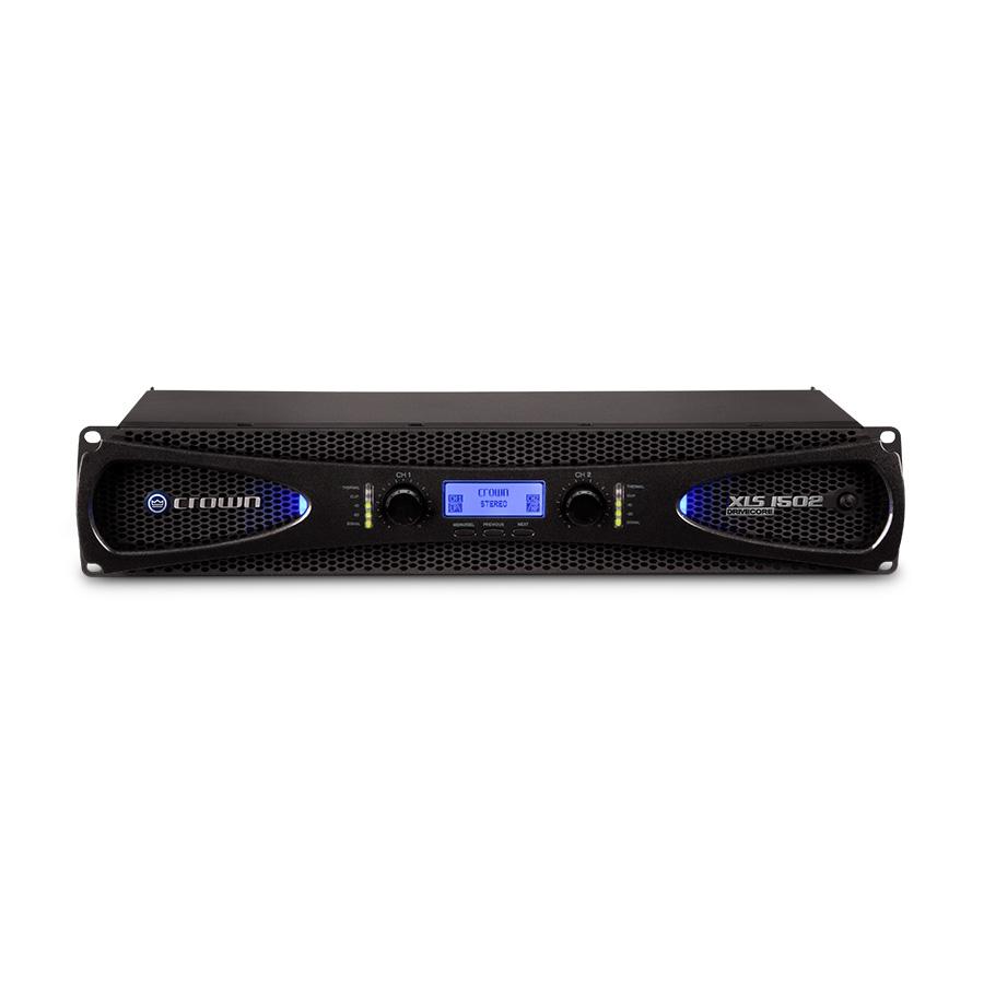 เพาเวอร์แอมป์ CROWN XLS 1502 Power Amplifier