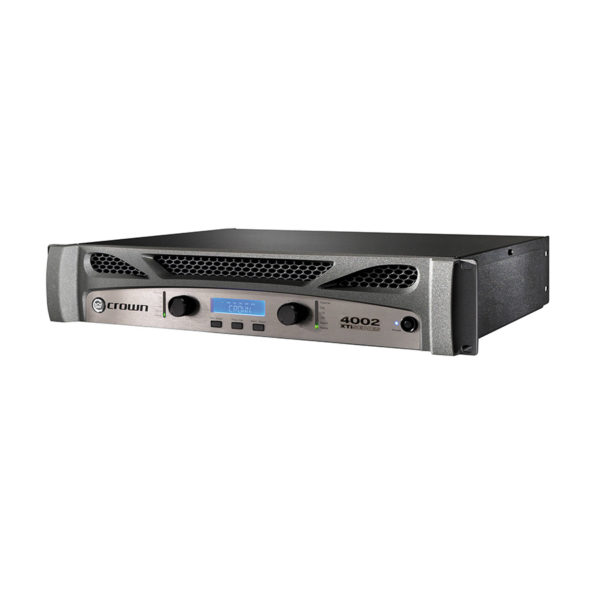 เพาเวอร์แอมป์ CROWN XTI 4002 Power Amplifier