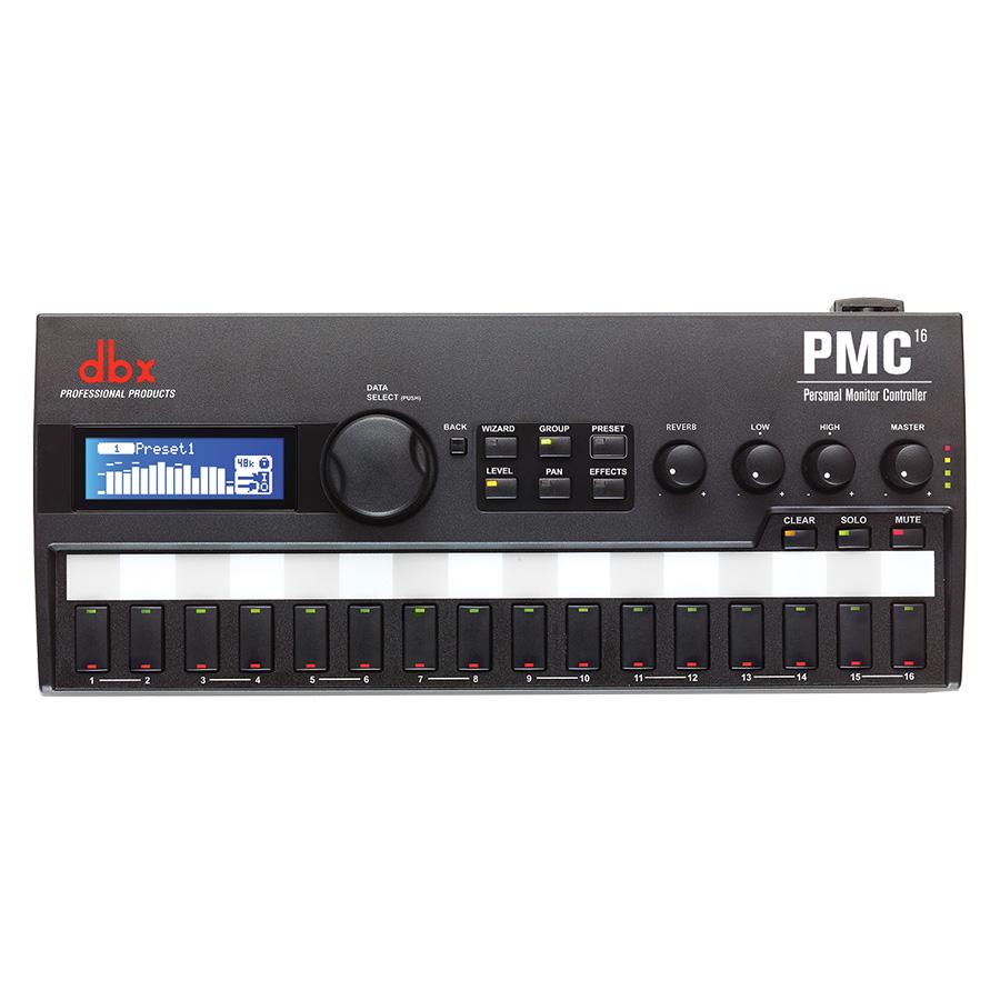 คอนโทรล dbx PMC16 Personal Monitor