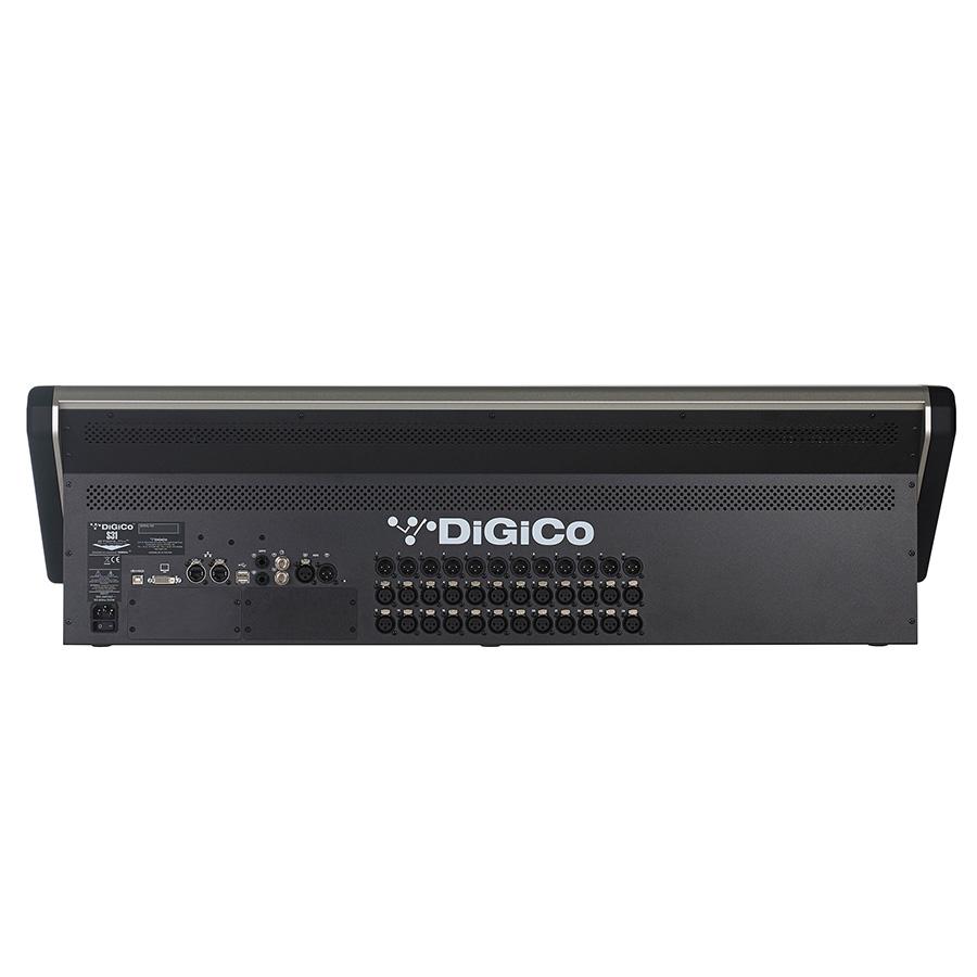 ดิจิตอลมิกเซอร์ DIGICO S31 WS Digital Mixer