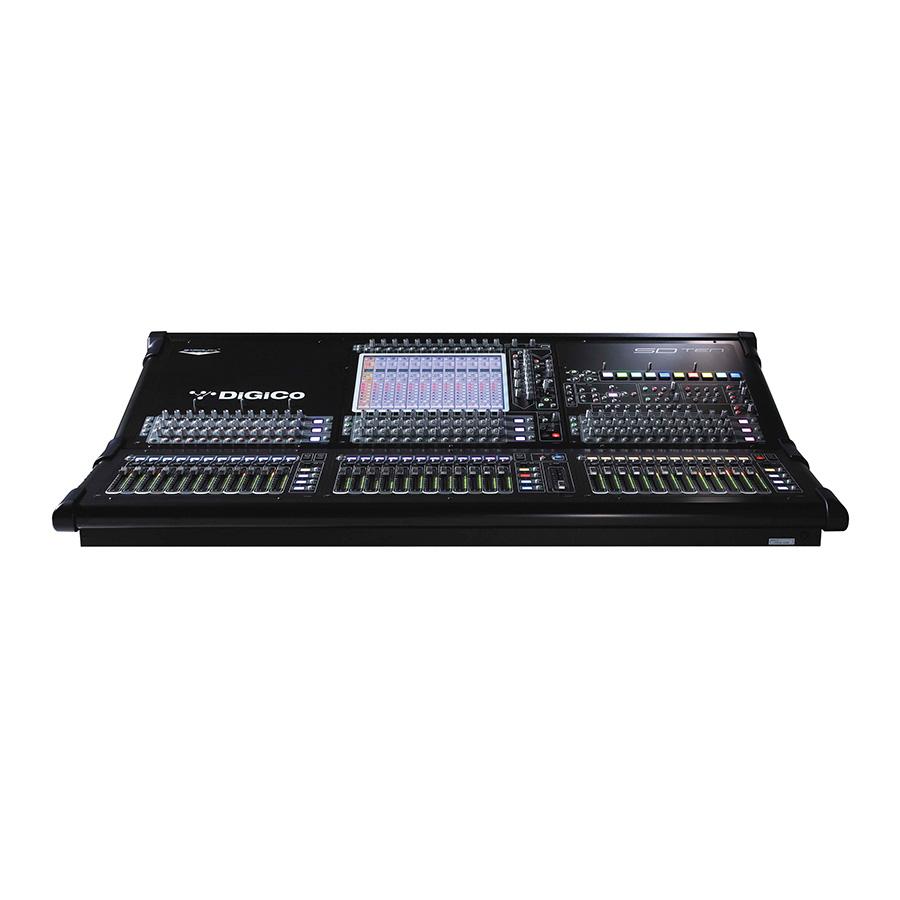 ดิจิตอลมิกเซอร์ DIGICO SD10 Worksurface Digital Mixer