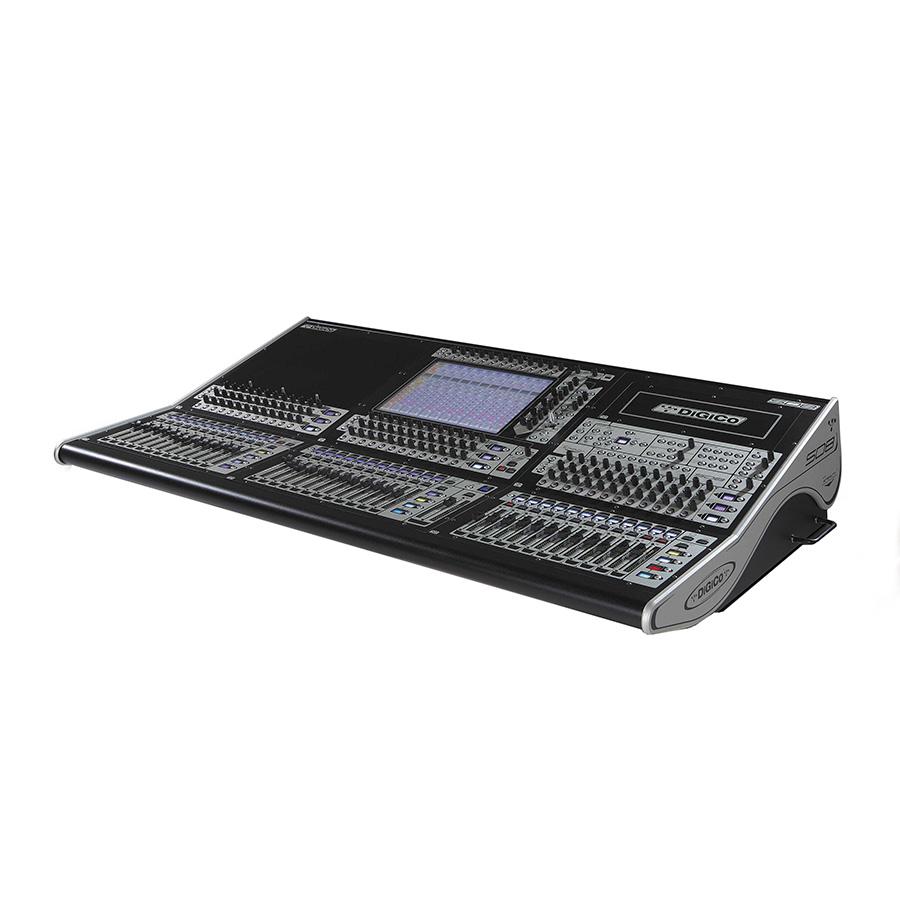 ดิจิตอลมิกเซอร์ DIGICO SD8 Worksurface Digital Mixer