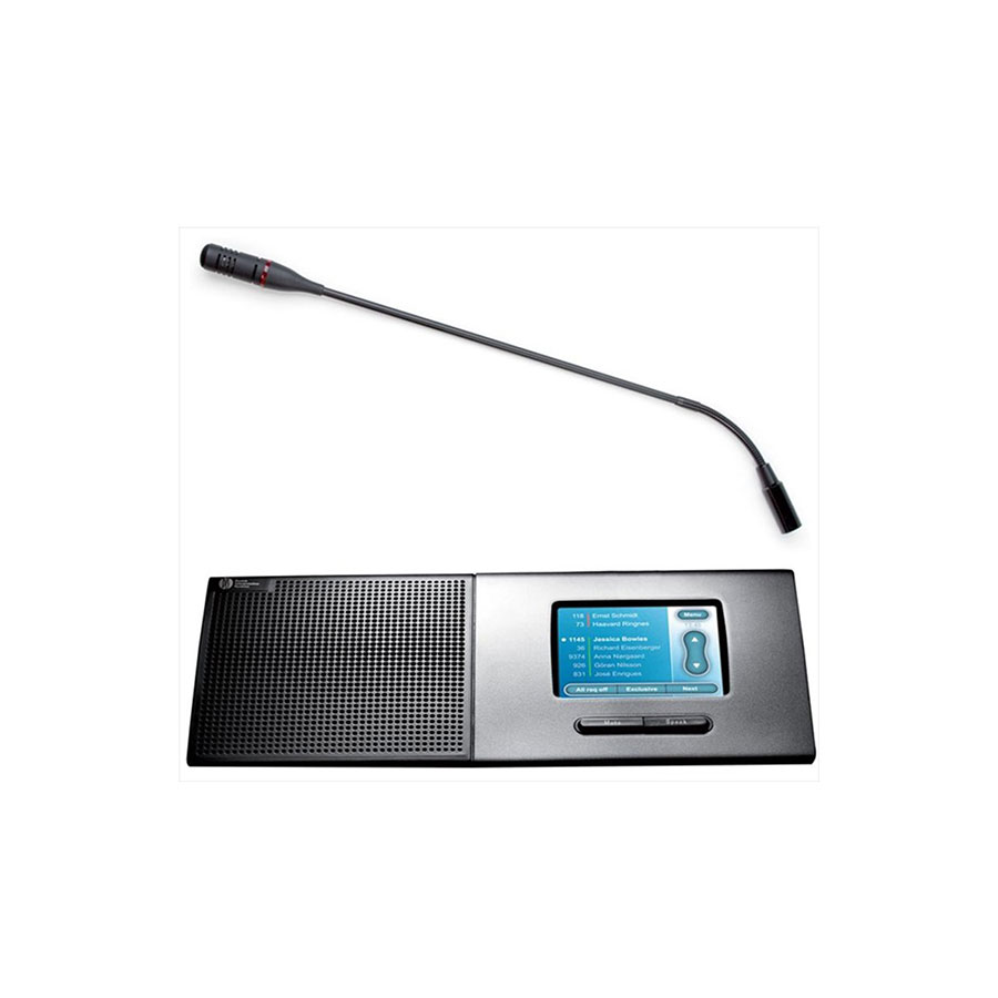 ไมโครโฟนประชุมแบบตั้งโต๊ะ DIS DC6990P Conference Unit