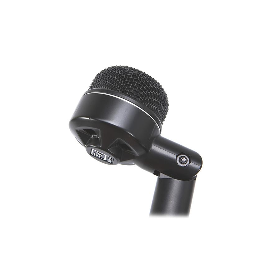 ไมโครโฟนสำหรับจ่อเครื่องดนตรี จ่อกลองทอม ยี่ห้อ EV Electro-Voice รุ่น ND44
