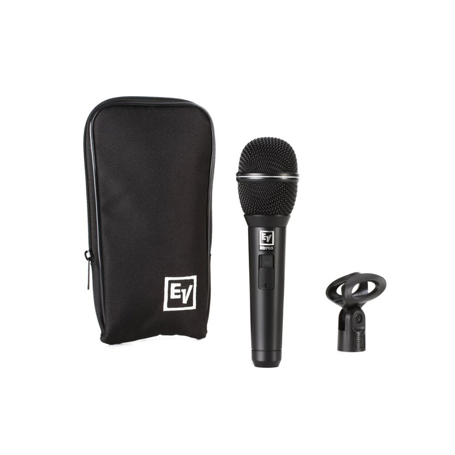 ไมโครโฟนสำหรับร้อง ยี่ห้อ EV Electro-Voice รุ่น ND76S