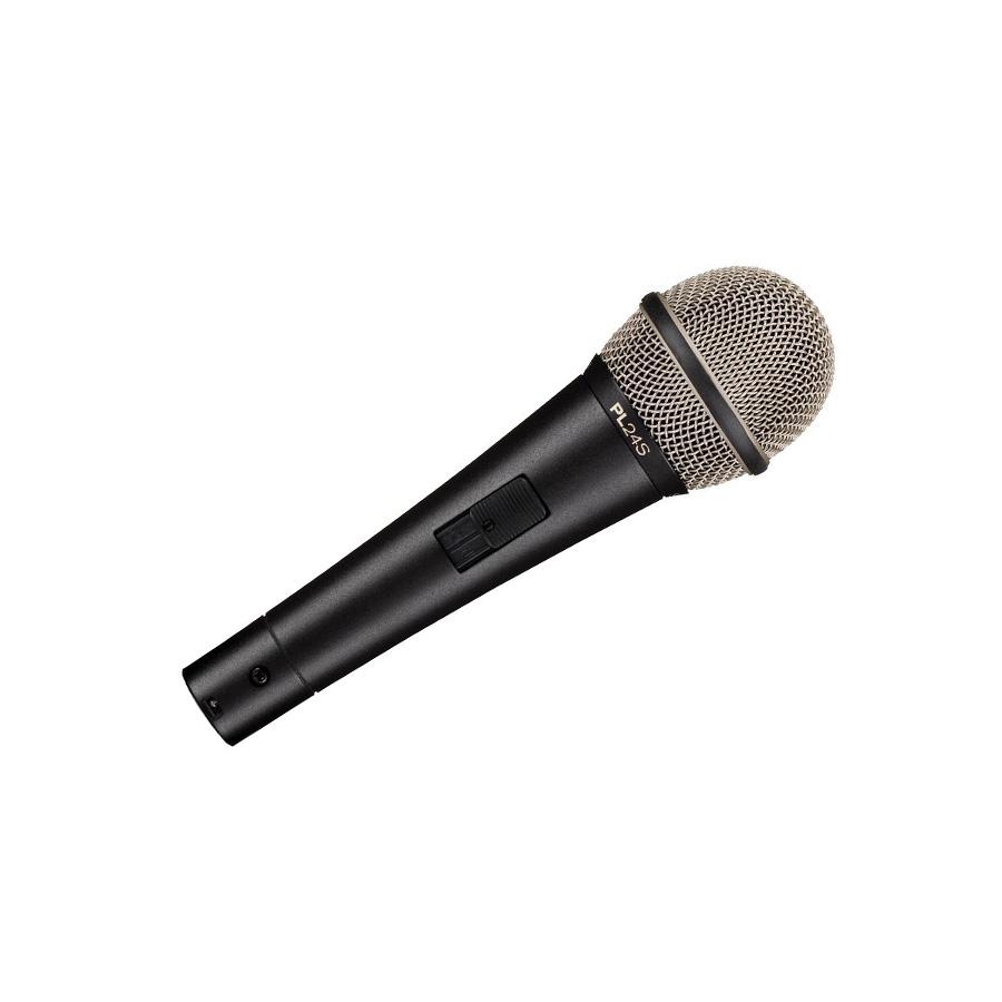 ไมโครโฟนสำหรับร้อง ยี่ห้อ EV Electro-Voice รุ่น PL24S