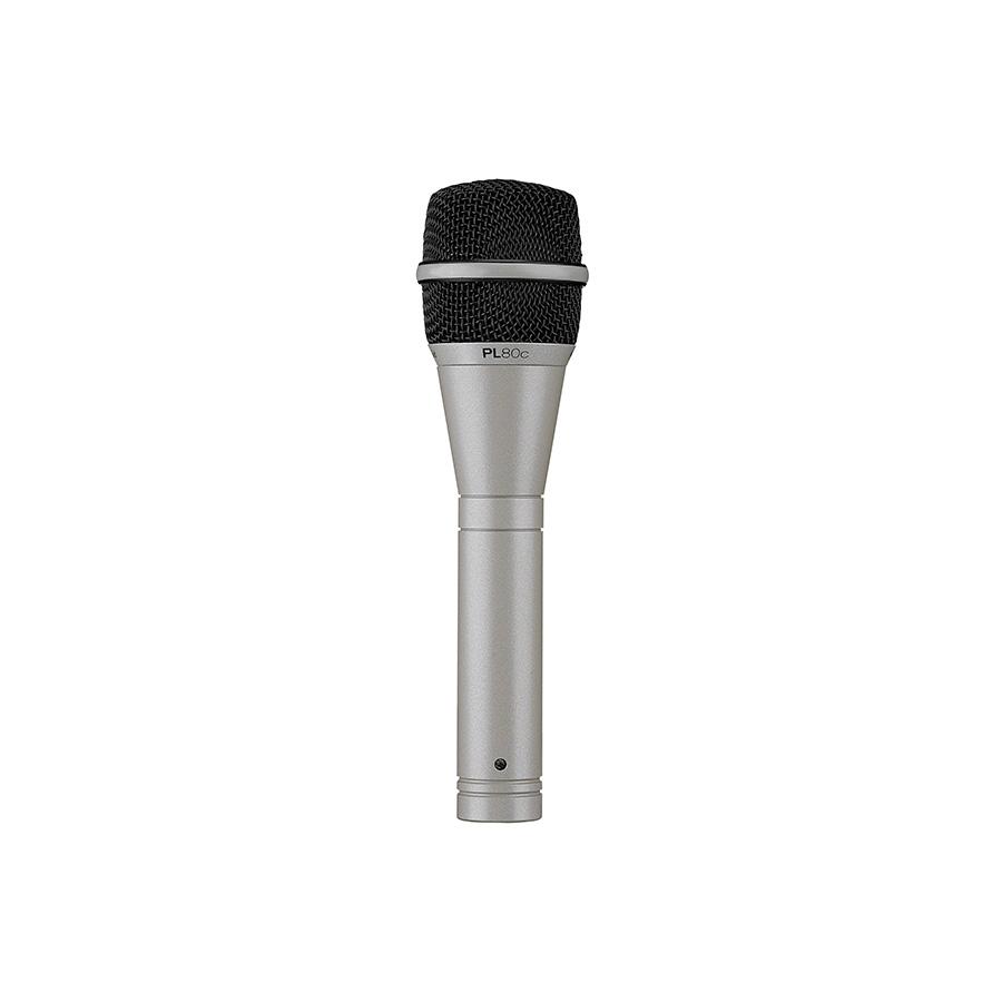 ไมโครโฟนสำหรับร้อง ยี่ห้อ EV Electro-Voice รุ่น PL80c