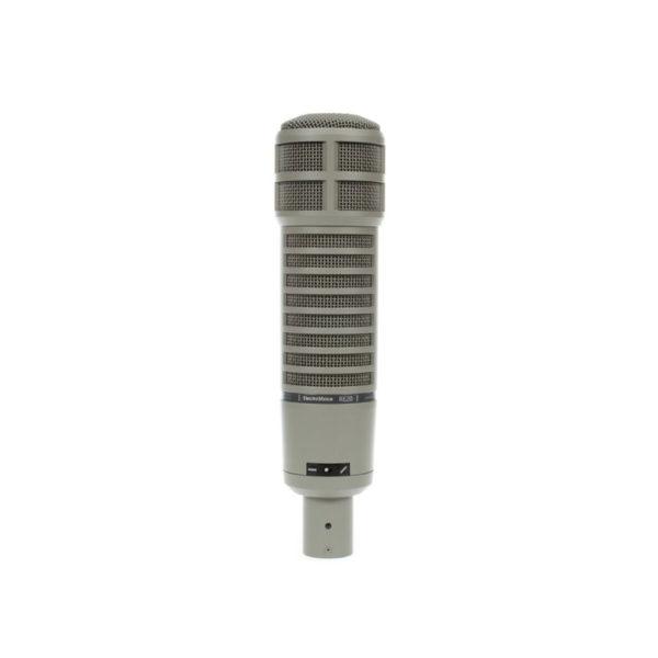 ไมโครโฟนสำหรับงานออกอากาศ ยี่ห้อ Electro-Voice รุ่น RE20