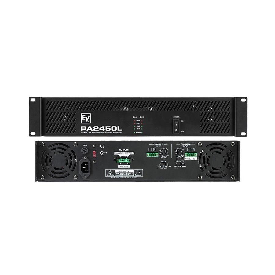 เพาเวอร์แอมป์ ยี่ห้อ EV Electro-Voice รุ่น PA2450L Amplifier