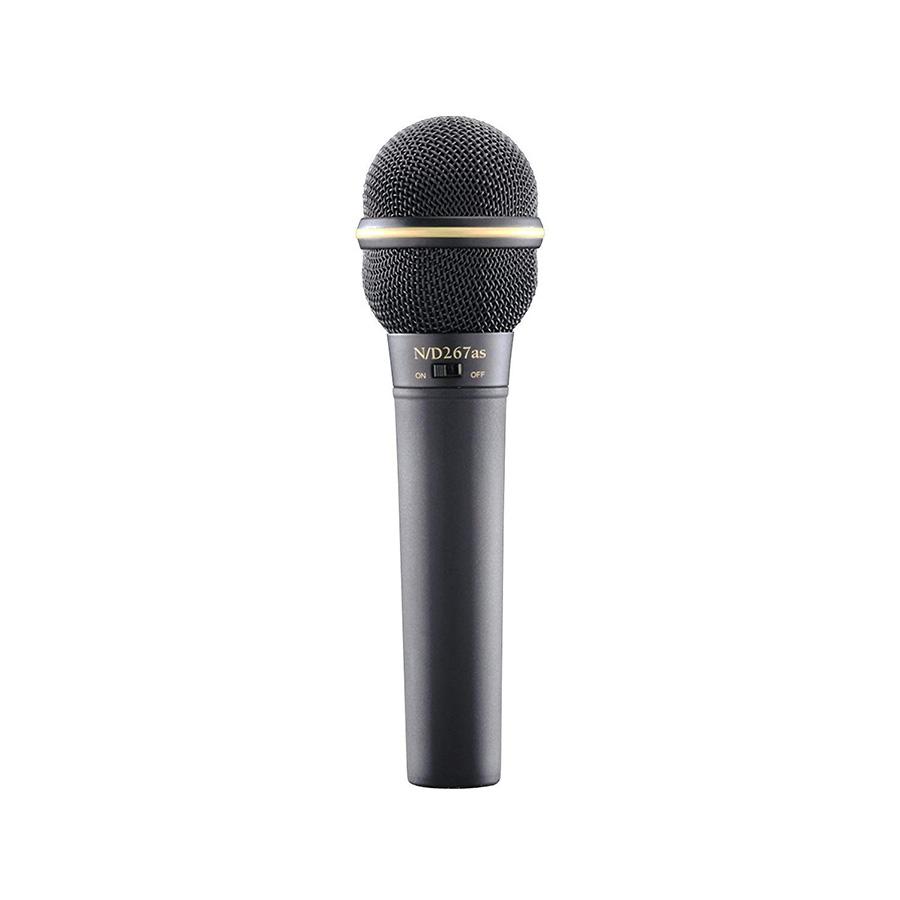 ไมโครโฟนสำหรับร้อง ยี่ห้อ EV Electro-Voice รุ่น N/D267A
