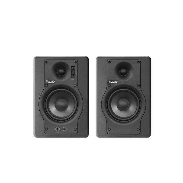 ลำโพงสตูดิโอ ยี่ห้อ Fluid Audio รุ่น F4 Studio Monitor 4″