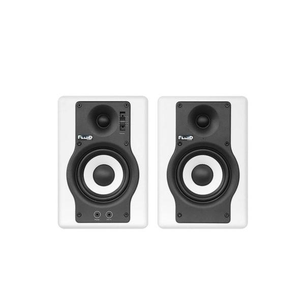 ลำโพงสตูดิโอสำหรับห้องบันทึกเสียง Fluid Audio F4W Studio Monitor 4″