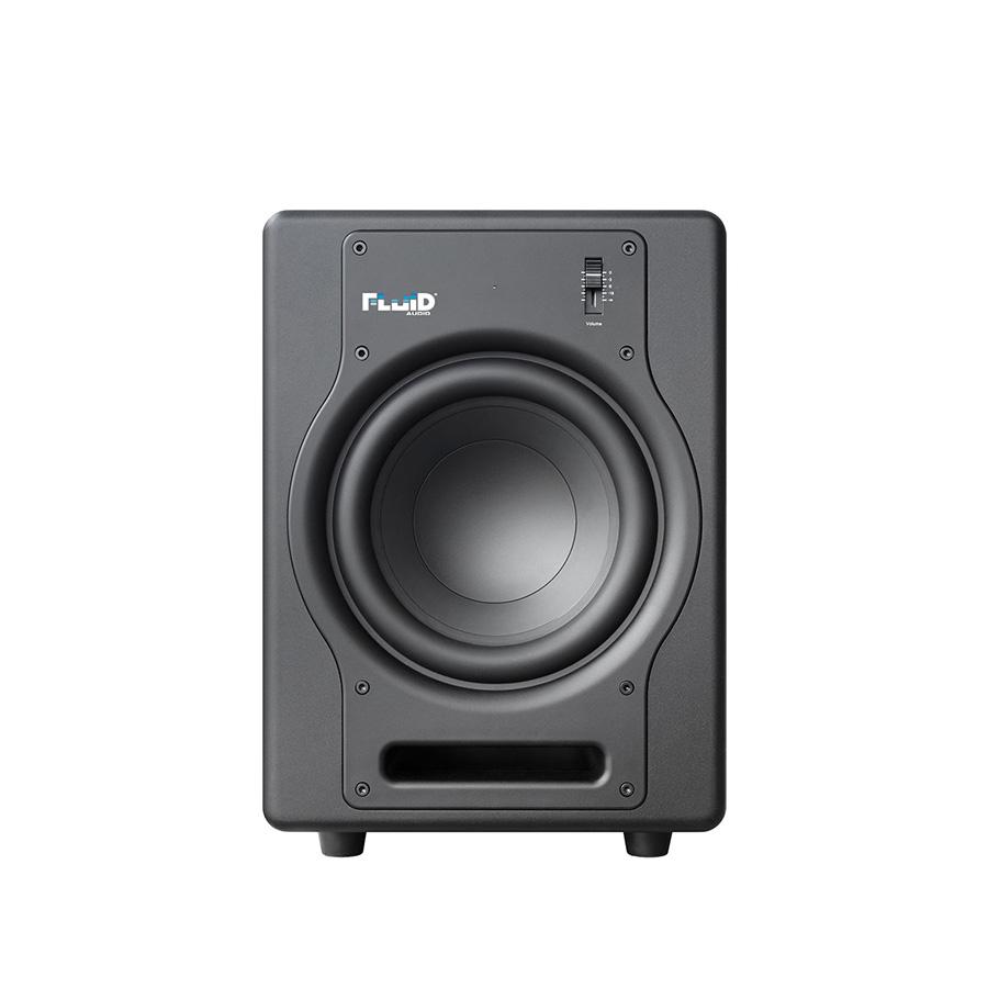ลำโพงสตูดิโอ ยี่ห้อ Fluid Audio รุ่น F8S Studio Subwoofer 8″