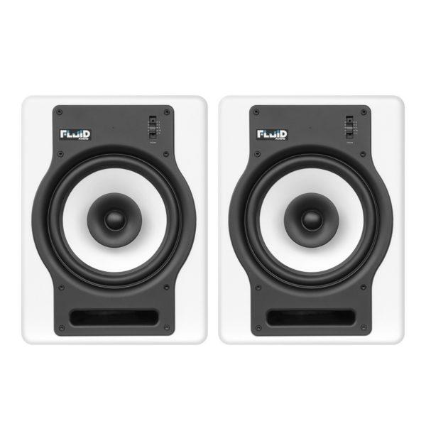 ลำโพงสตูดิโอสำหรับห้องบันทึกเสียง Fluid Audio FX8W Studio Monitor 8″