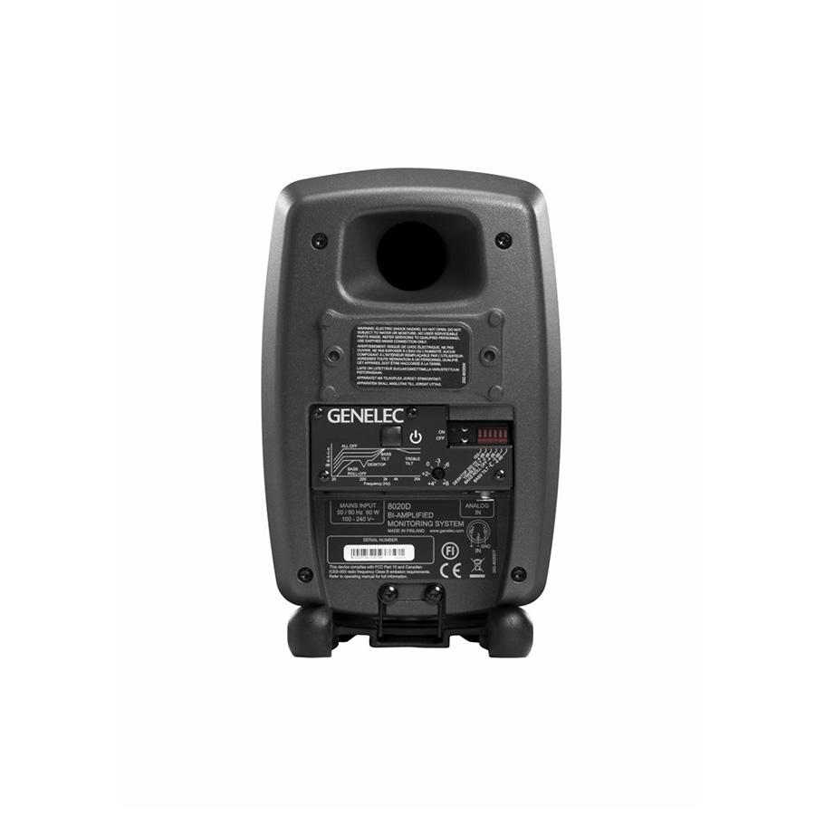ลำโพงมอนิเตอร์ห้องอัด ยี่ห้อ GENELEC รุ่น 8020D PM 4นิ้ว
