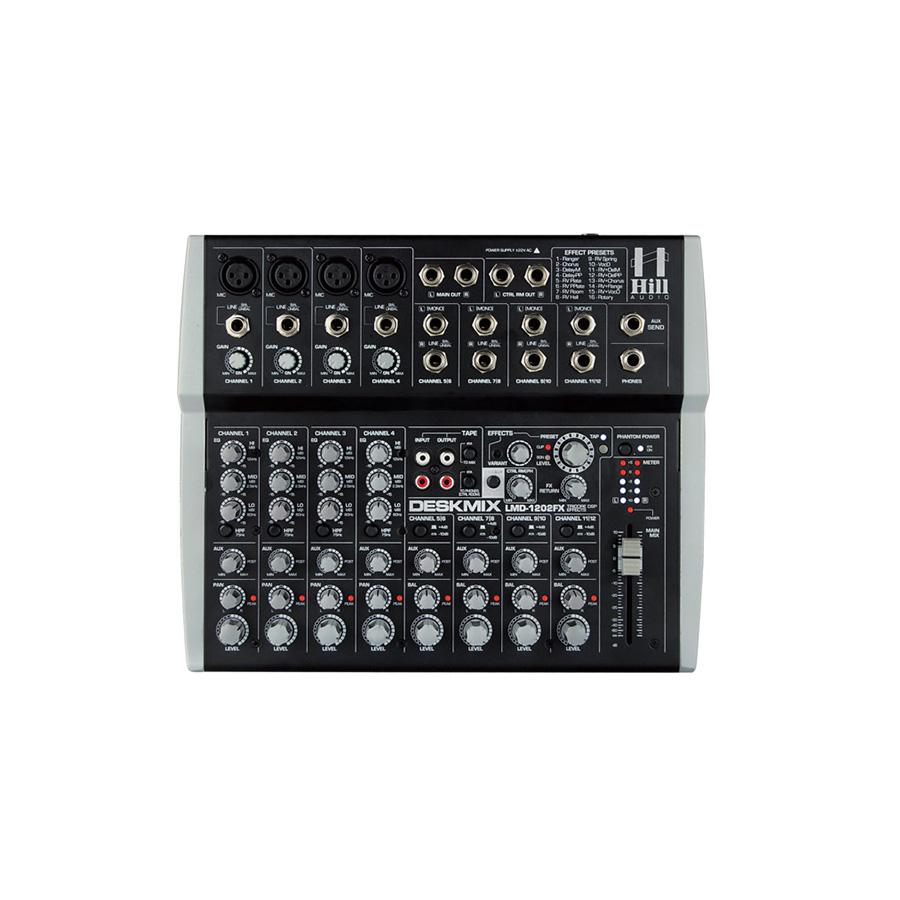 อนาล็อกมิกเซอร์ Hill Audio LMD1202FX