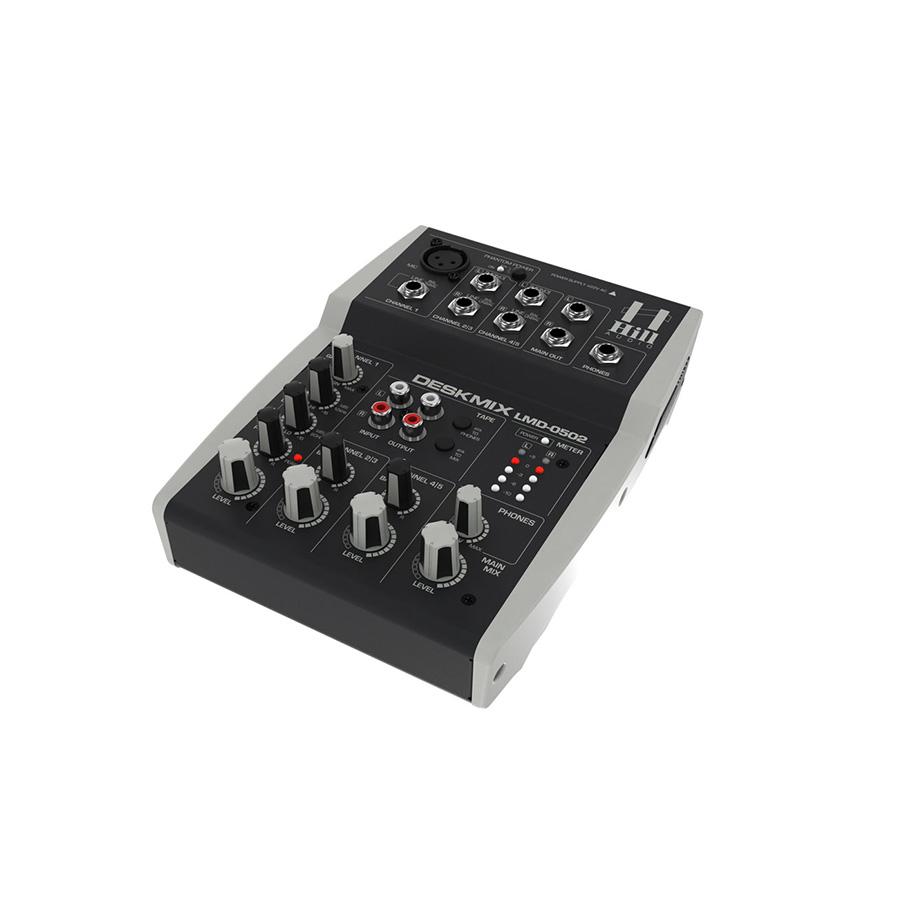 อนาล็อกเซอร์ Hill Audio LMD502 Compact Mixer