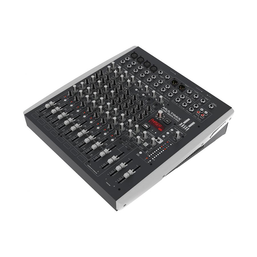 อนาล็อกมิกเซอร์ Hill Audio LMR1204FXC USB Compact Mixer