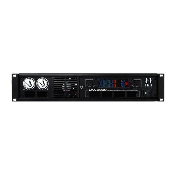 Hill Audio LPA3000 เพาเวอร์แอมป์ 2 แชนแนล 650 วัตต์