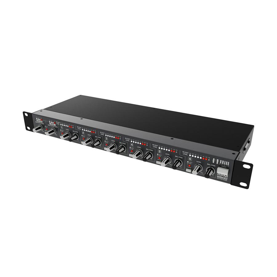 มิกเซอร์ Hill Audio RPM6600 Mixer Splitter