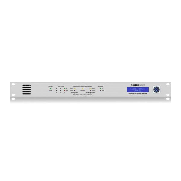 KLARK TEKNIK DN9650 AES50 Network Bridge Format Converter