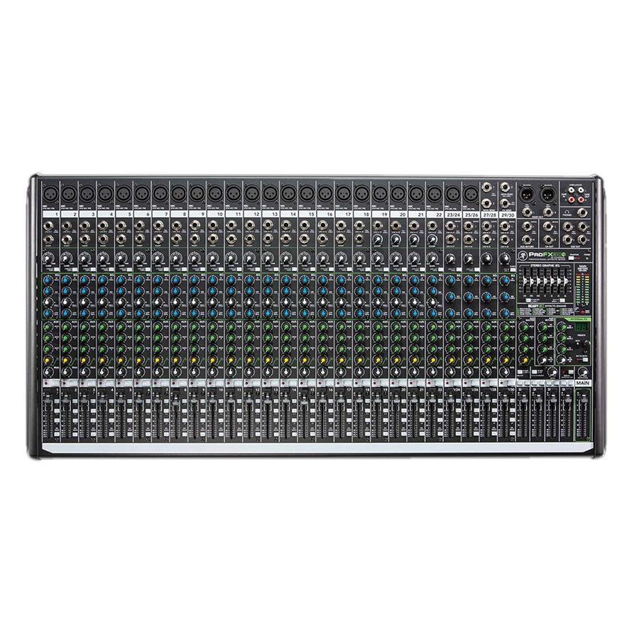 อนาล็อกมิกเซอร์ MACKIE ProFX30v2 Professional Mixer